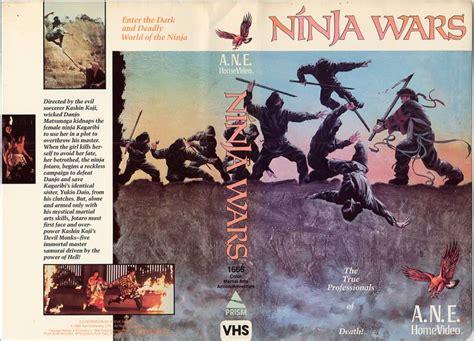 film ninja wars ninja wars 1984