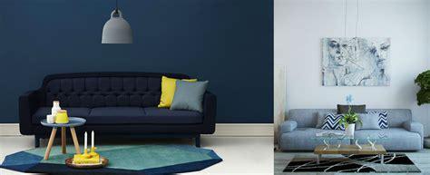 decorar sala azul salas de estar azules para 2016