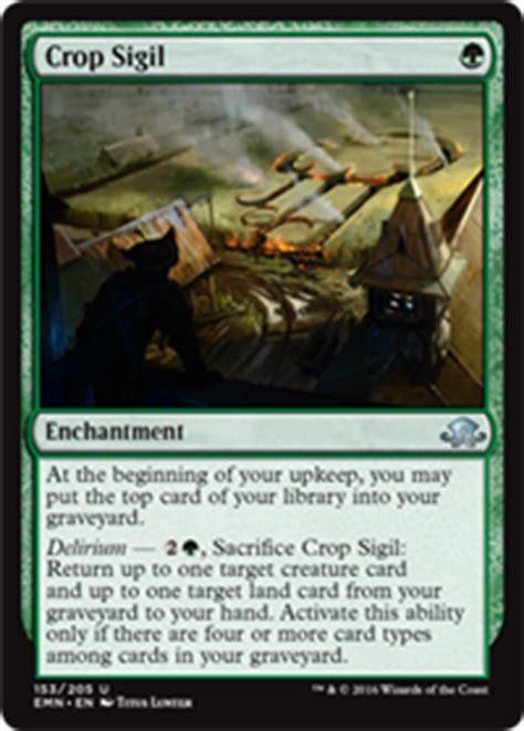 Can You Return A Target Gift Card - crop sigil enchantment cards mtg salvation