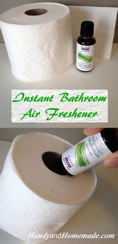 homemade bathroom air freshener 1000 images about household tips on pinterest how to