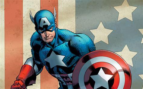 captain america animated wallpaper captain america cartoon free large images