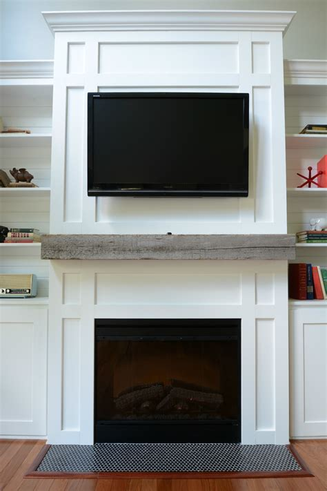 Wall Frames Ideas by How Install A Barn Beam Mantel Decor And The Dog