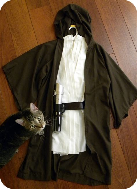how to make a robe jedi costumes adults