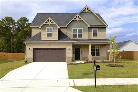h h homes new construction in carolina forest