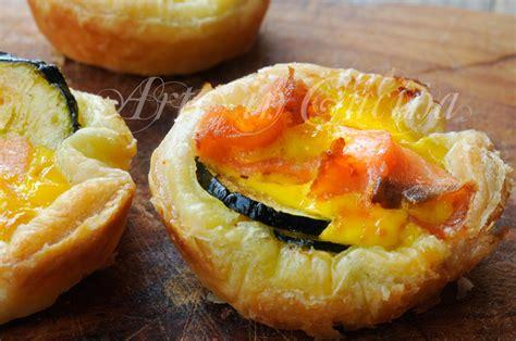 cucinare pasta e zucchine cestini di sfoglia salmone e zucchine ricetta veloce