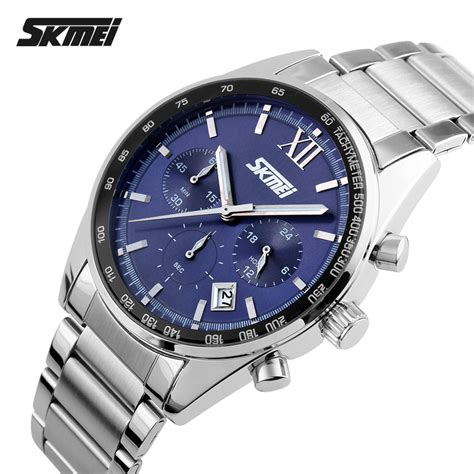 Skmei Dt0918 Original Tahan Air skmei seize 9096 biru jam tangan original import tahan air