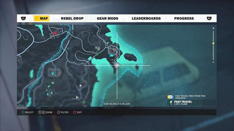 duck boat just cause 3 just cause 3 vehicle location guide