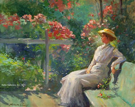 In The Garden by In The Garden Rehs Galleries Inc