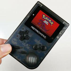 emulator handheld console retro mini gba 2 quot handheld console emulator built in