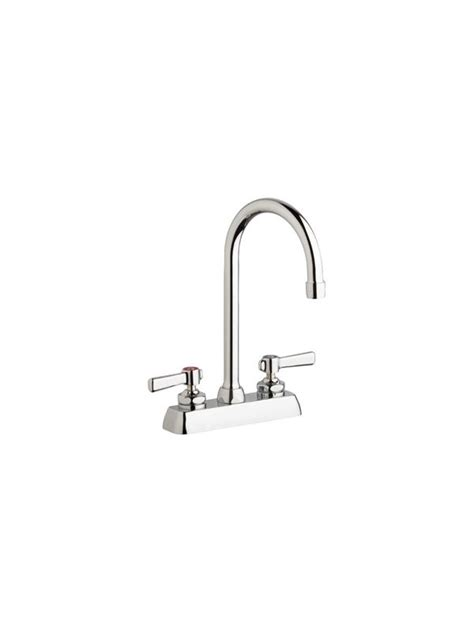 chicago faucets w4d gn2ae35 369ab chrome commercial grade