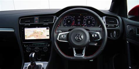 volkswagen gti interior volkswagen golf gti interior infotainment carwow