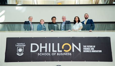 Of Calgary Mba Tuition by Bob Dhillon To Link Business School Named After Him With India