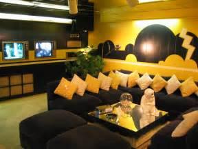 Horizontal Faux Wood Blinds Yellow Living Room Mustard Yellow Living Room Walls