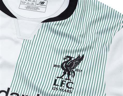 Liverpool Away 2017 liverpool away kit revealed new shirt unveiled ahead of