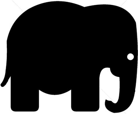 Silhouette Clip Free by Free Elephant Silhouettes Cliparts Free Clip