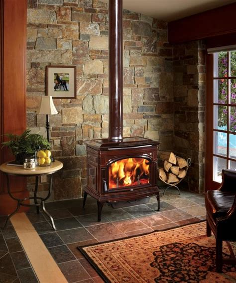 Cape Cod Fireplace by Lopi Cape Cod Hybrid Fyre Wood Stove Traditional