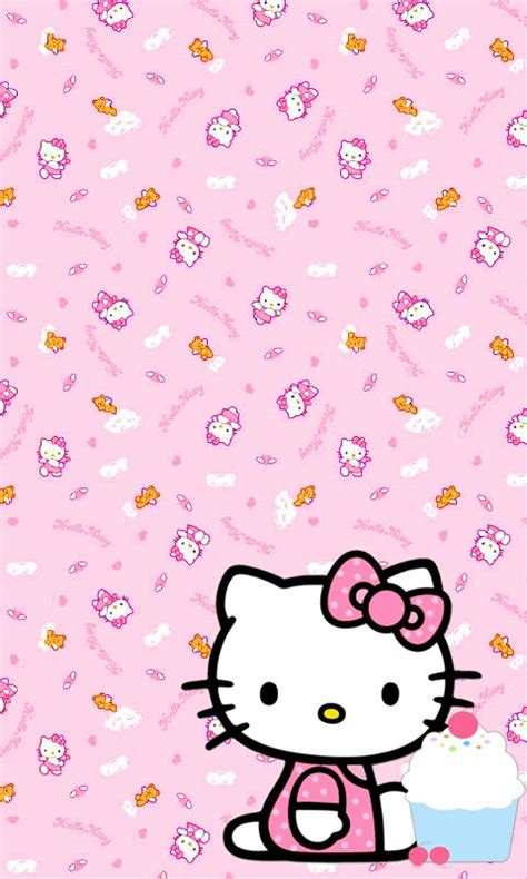 wallpaper hello kitty apk free cute hello kitty imagaes live wallpaper apk download
