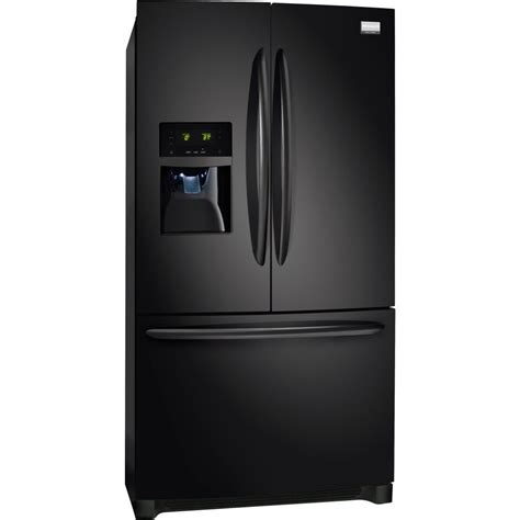 door refrigerator black friday fghb2866pe frigidaire gallery 27 2 cu ft door