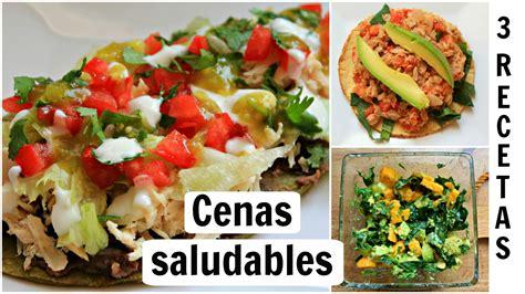 recetas de cocina r pidas ideas para cenas rapidas con cenas r pidas y saludables 3