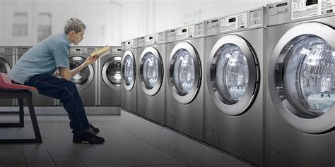 Commercial Washing Machines Lg Giant C Dormer Commercial Laundry
