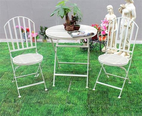 offerta tavolo giardino offerte tavoli da giardino in metallo mobilia la tua casa