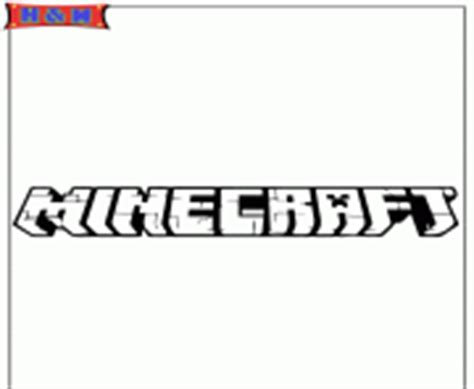 minecraft logo coloring pages minecraft dantdm coloring pages printable