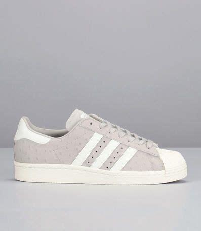 Promo Adidas Color sneakers grises pois superstar 80s gris adidas originals