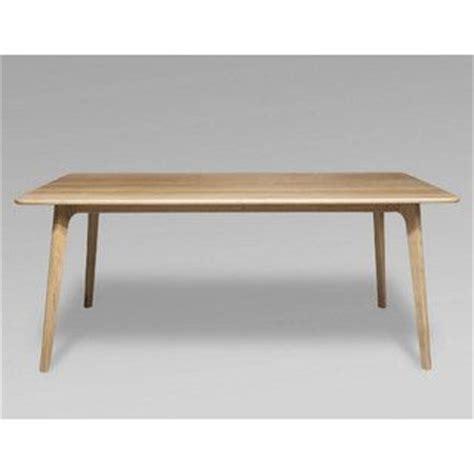 Dining Table Oak Modern Retro Scandinavian Oak Dining Table 180l X 90w X 74h