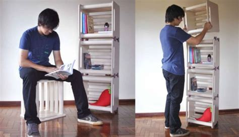 Rak Koran Kayu diy projects 8 inspirasi perabotan rumah unik dari barang