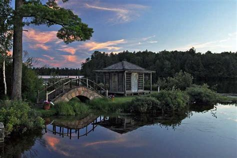 PHOTO: White Pine Camp, Paul Smiths, Adirondack Park