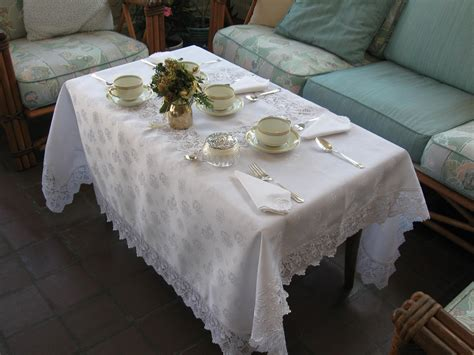 tablecloths for coffee tables beautiful home design