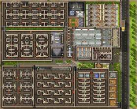 Modern Shotgun House Plans Cell Ibrating Prison Architect S Finest Jails Rock