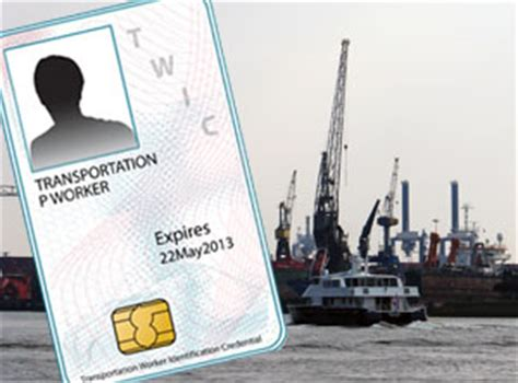 Twic Card Background Check Cargo Security Alliance