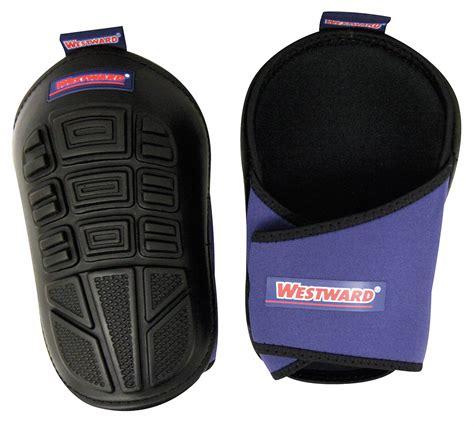 westward stabilizer  strap knee pads blackblue