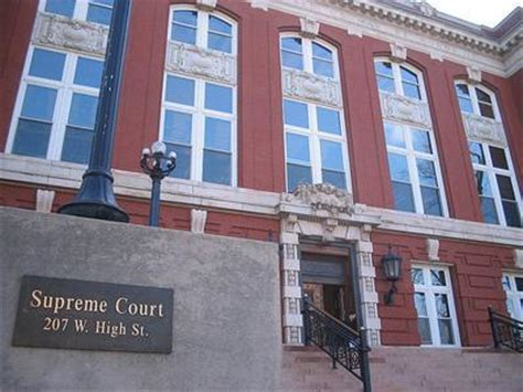 Missouri Supreme Court Search Commission Announces Nominees For Missouri Supreme Court St Louis Radio