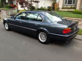 2000 Bmw 740il 2000 Bmw 7 Series Pictures Cargurus