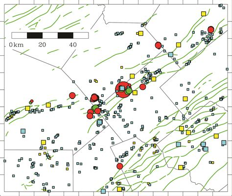 texas earthquake map small earthquakes in the eagle ford region of texas correlate with and water extraction not