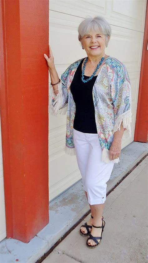the best fashions for the older mature woman spring 2015 fashion for older women capri pants for the summer months