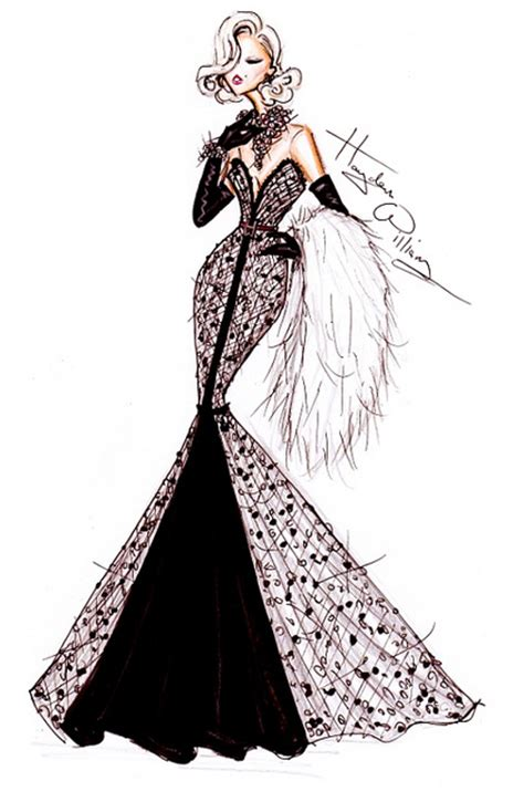Sketches Clothes by Dolly S Designs Fashion Sketches From Hayden Williams