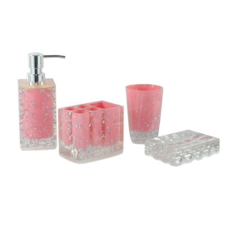 pink bathroom accessories bathroom accessories pink how to decorate a pink