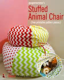 Stuffed Animal Bag Chair » Home Design