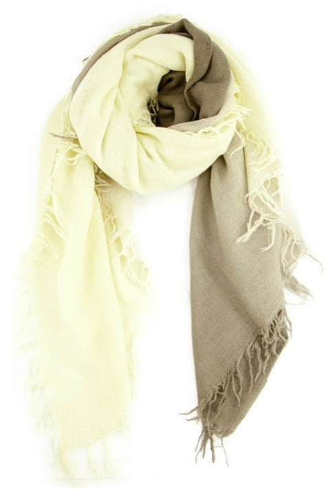 Gradient Silk Scarf chan luu gradient silk scarf from wicker park by
