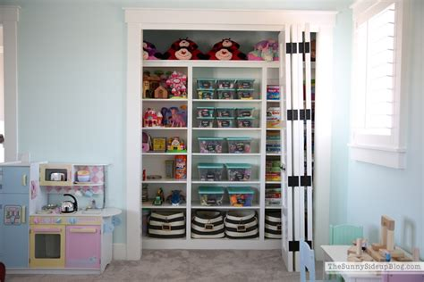 playroom bookshelves organized playroom the side up