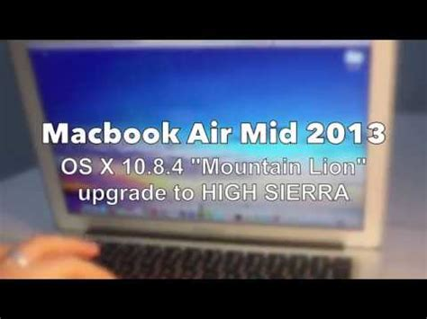 Should Mid 2013 Mba Upgrade To High by Macbook Air Mid 2013 Upgrade From Mountain To High