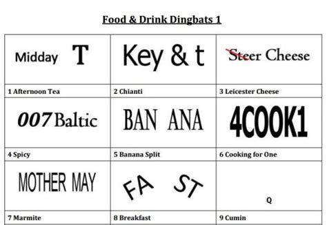 quiz questions dingbats search results for dingbat questions and answers