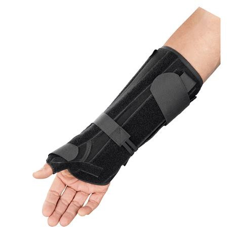 Wrist Splint Wrist Support Wrist Brace apollo universal wrist brace with thumb spica breg inc