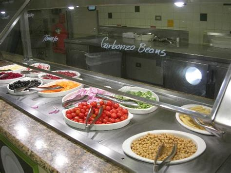 Salad Picture Of The Buffet Las Vegas Tripadvisor Stratosphere Buffet Price