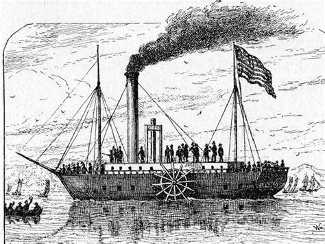 barco de vapor invento 191 qui 201 n invent 211 el primer barco de vapor exitoso playbuzz