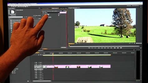 adobe premiere cs6 on windows 8 ken burns effect with sliding transitions adobe premiere