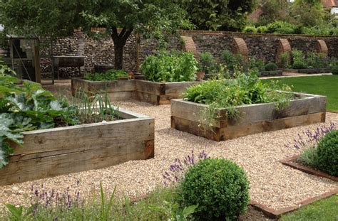 Cottage Vegetable Garden by Cottage And Vegetable Garden Traditional Style